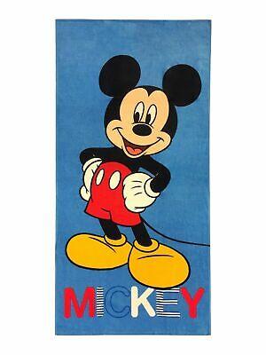 Disney Mickey Mouse Towel 28x58 Beach BathTowel