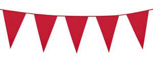 Guirlande-De-Fanions-Rouge-Fete-Decoration-St-Valentin-Valentines-Amour-Love-Day
