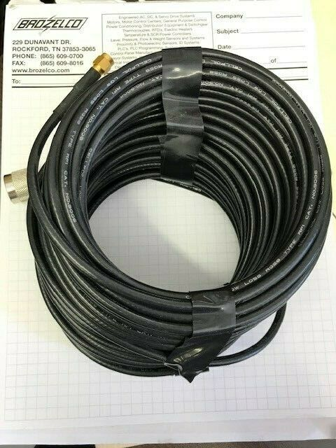 RFI 9006-LSZH-30FT   9006LSZH30FT  CABLE CELLFOIL 50OHM 19AWG 30FT