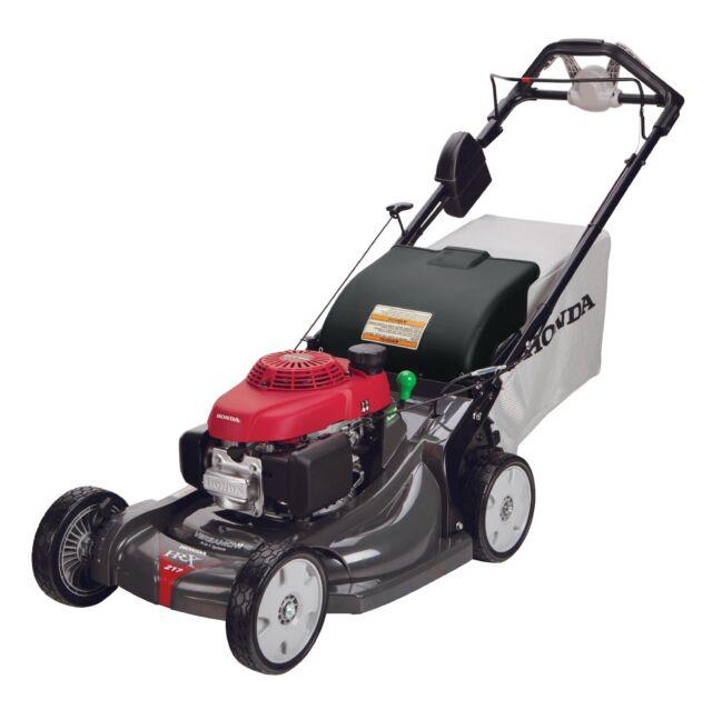 Honda Hrx217k4vla Hrx Series Lawn Mowers