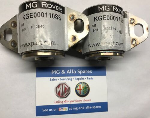 MG TF Front Stainless Steel Subframe Mountings Great Upgrade For MGF.KGE000110