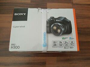 SONY Cyber-shot DSC-H300 Bridgekamera Digitalkamera (ähnl. DSLR DSLM) 20.1 MP