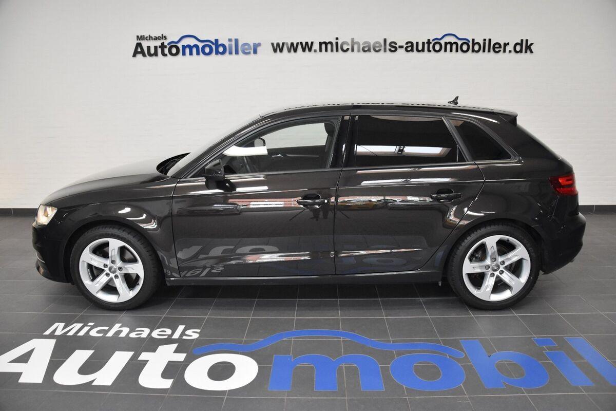 Audi A3 1,8 TFSi 180 Ambition SB - dba.dk - Køb og Salg af ...