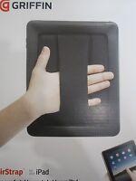 Griffin Airstrap Ipad Case Holder ` Black (in Original Box)