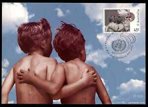 1995-50th-Anniversay-United-Nations-Maxi-Cards-Prepaid-Postcard-Maxicards-Stamps