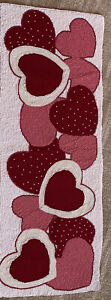Cynthia-Rowley-Valentines-Beaded-Table-Runner-Centerpiece-13-X-36-New