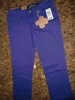 Junior Grane Prolific Purple Rad Skinny Jeans Size 7 L30