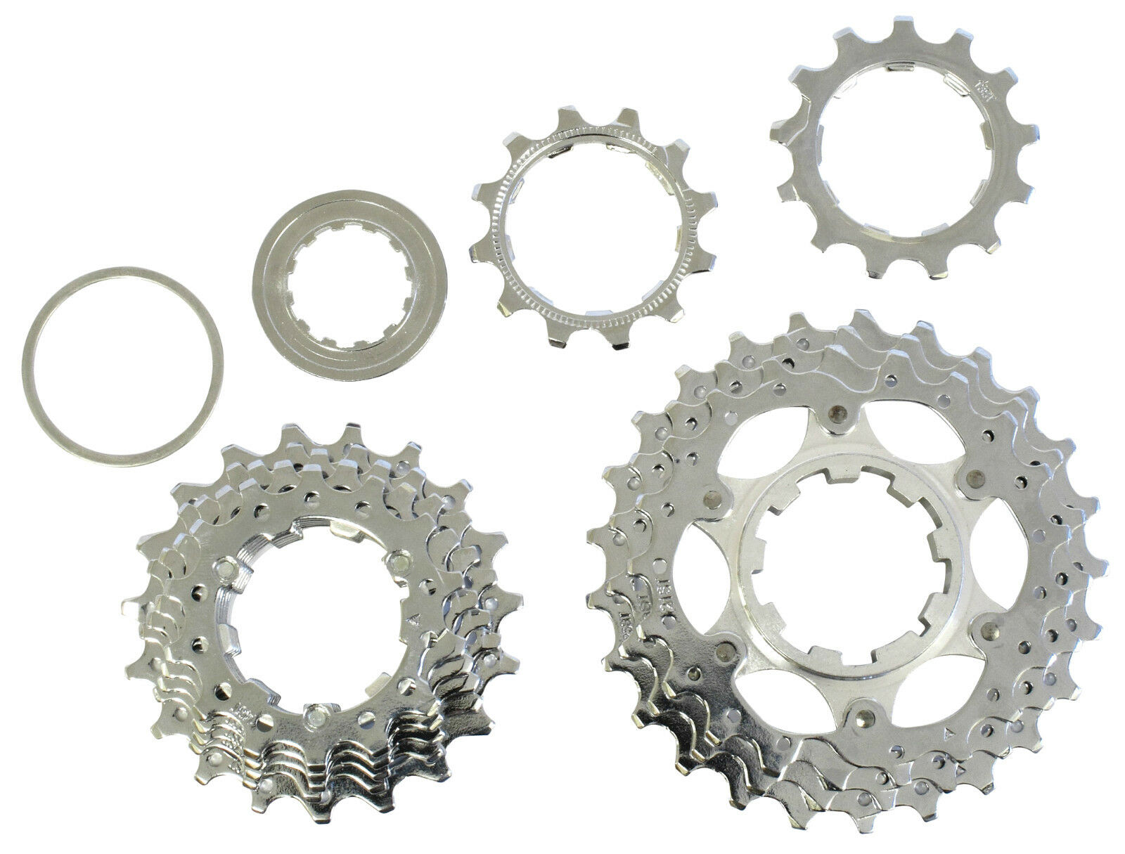 BIKE CYCLE BICYCLE 10 SPEED CASSETTE ALLOY BODY