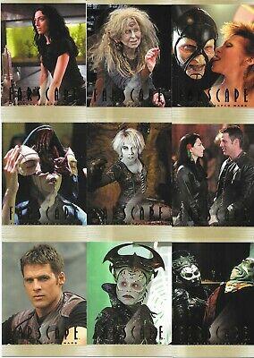 Farscape Through The Wormhole Peacekeeper Wars Chase Card PW12