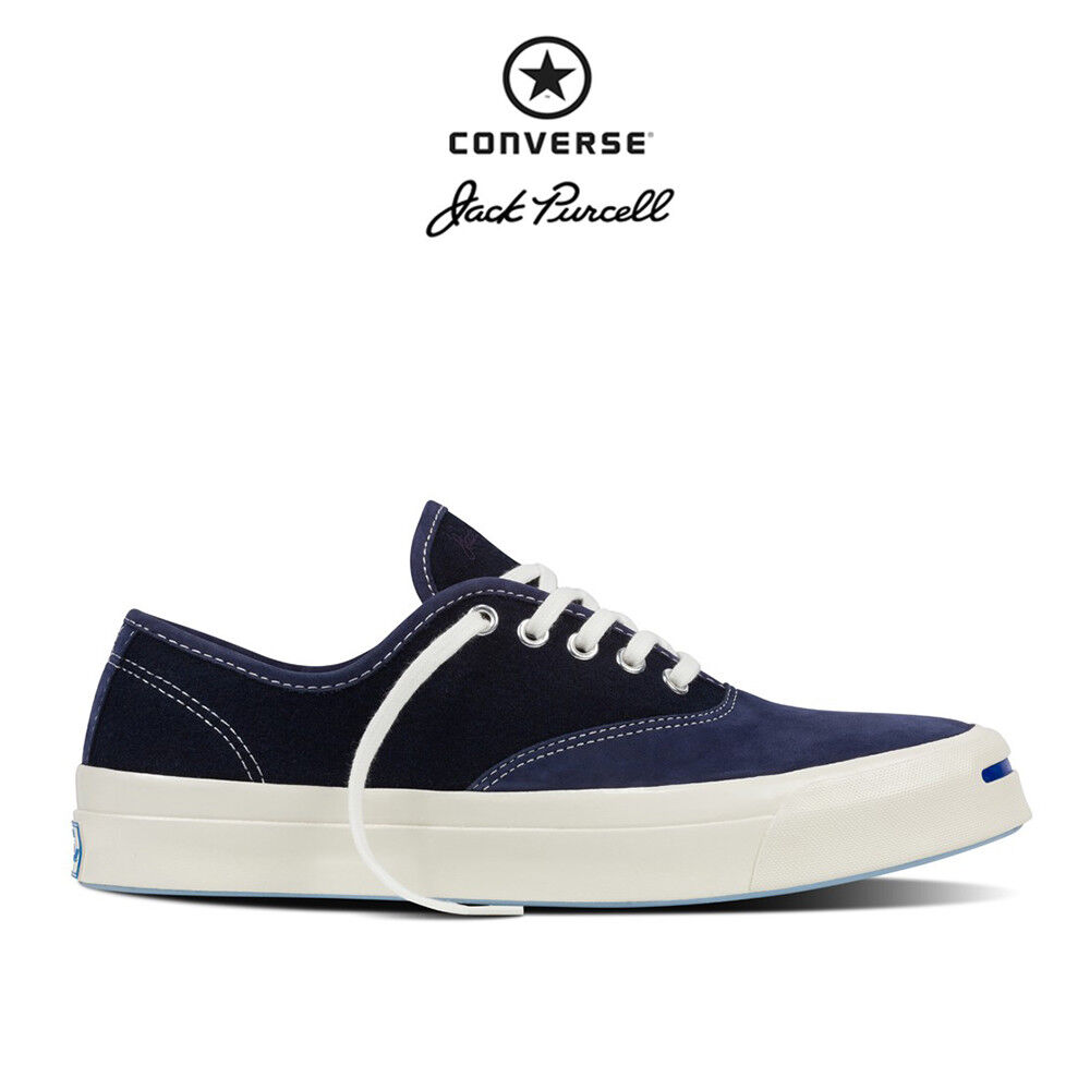 Converse Jack Purcell Signature CVO Ox Wool Sneakers Size 8.5 NEW  120
