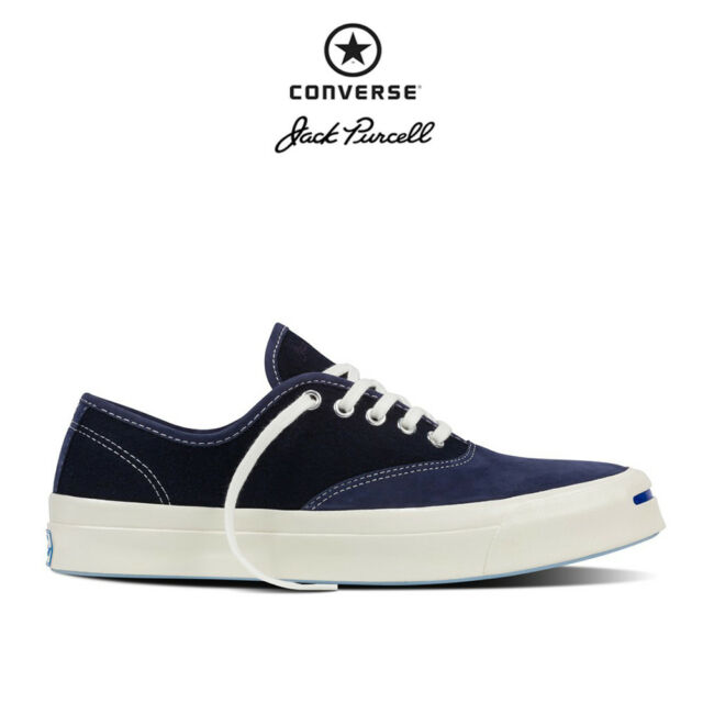 3018d6146aa0 Converse Jack Purcell Signature CVO Ox Wool Sneakers Size 8.5  NEW  120