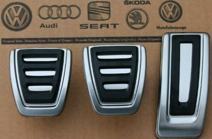 VW Alu.pedaler Sports VAG Alu.pedaler VW Audi S...