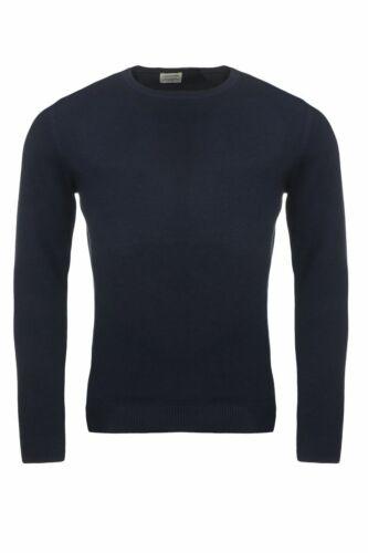 JACK /& JONES Pullover Crew neck Basic Knit Regular Fit 5 Farben S bis XXL HW2019