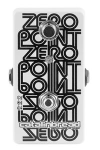 Catalinbread-Zero-Point-Studio-Manuale-Nastro-Flanger-Pedale