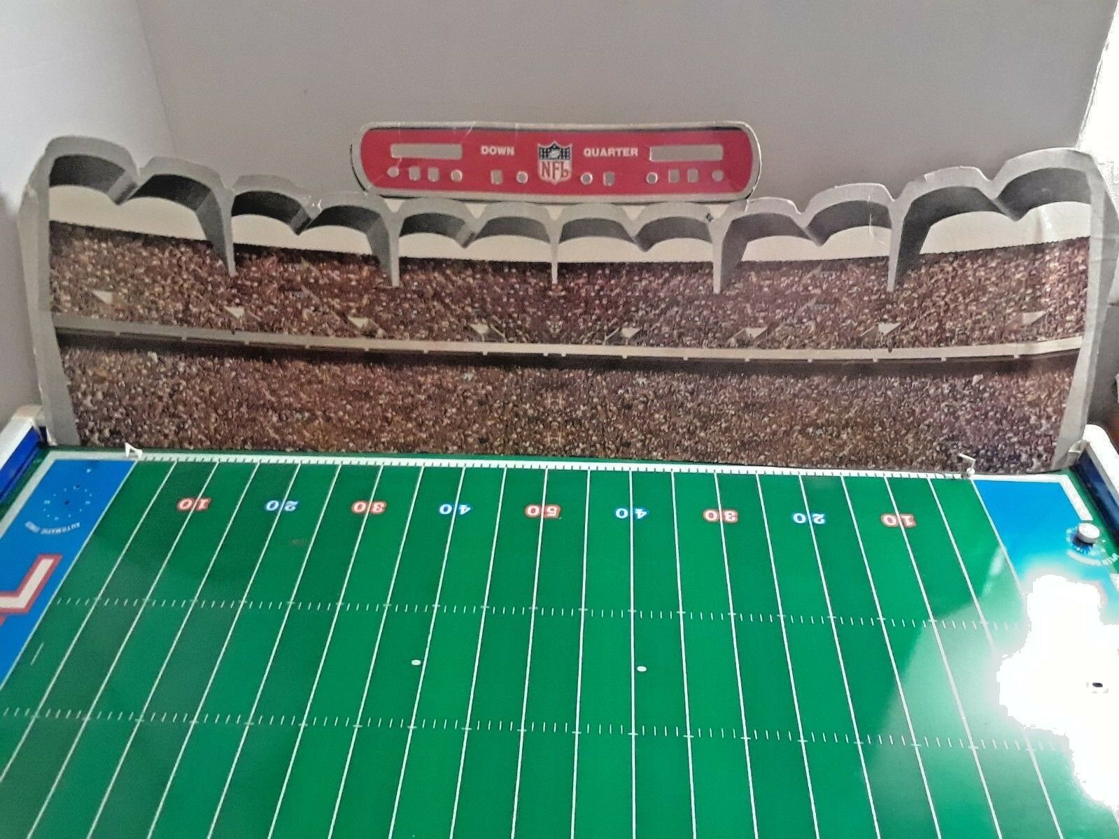 Vintage 1969 NFL Tudor Game(model 620) Dallas Cowboys VS New York Giants
