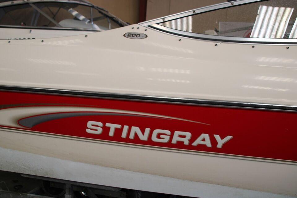 Stingray 200SC, Andet, årg. 2002