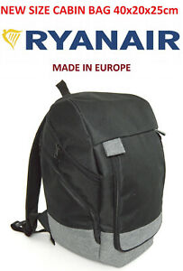MADE-IN-EU-Ryanair-New-Size-40-x-20-x-25-Small-Hand-Cabin-Bag-40x20x25-Backpack