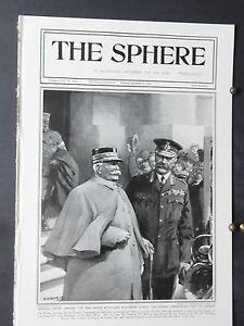 1915-THe-SPHeRe-Balkan-Crisis-Gallipoli-Fortunino-Matania-Skopje-Uskub-Tsar
