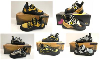 La Sportiva Katana//Solution//Miura Rock Climbing Shoes VARIETY Color and Size
