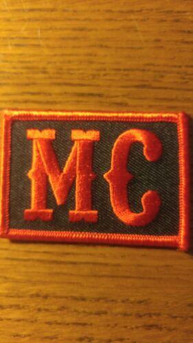 MC Biker Club patch Motorcycle Club