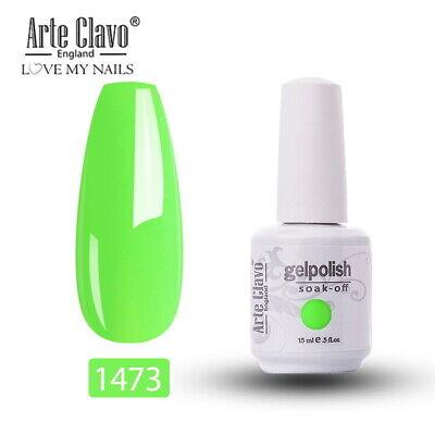 Arte Clavo Uv Gel Nail Lacquer Gel Polish Nail Gel Art Gel Uv Color Soak Off Ebay
