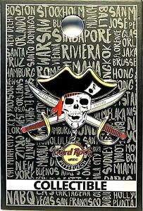 Hard-Rock-Cafe-Pittsburgh-Core-Baseball-Skull-Pin-New-LE-MLB-2017-Pirates-95354