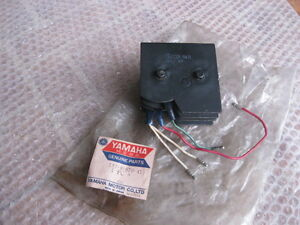YAMAHA H2 YL1 YL1E RECTIFIER 132-81970-41 GENUINE NOS JAPAN