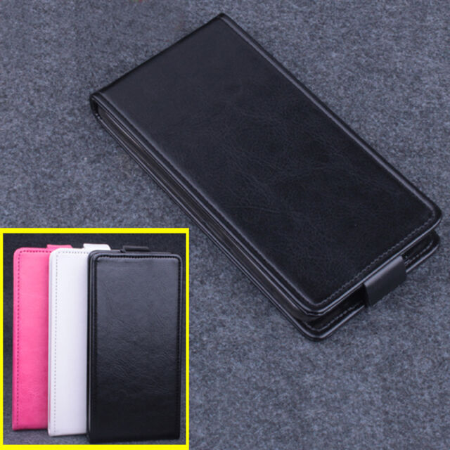 For Lenovo A536 Up and down Stand Flip Leather Protective Cover Case Smartphone