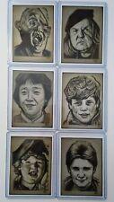 The Goonies sketch card prints Corey Feldman Data Chunk Sloth Sean Astin Mama