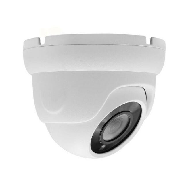 Wisenet Compatible 5MP IR Dome Camera Kit f// SDH-C85045BF SDC-89445BF