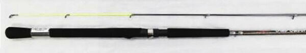 KING HAWK SLAB SABER  NEW 2016 10' SPINNING ROD CSS-102S (TROLL CRAPPIE POLE ROD)  new listing