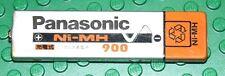 PANASONIC HHF-AZ09  NiMH 900mAh Rechargeable Gumstick Battery