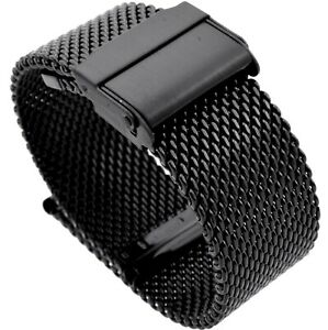 FASHION UNISEX MILANESE MESH BRACELET STRAP REPLACEMENT BAND FOR FITBIT ALTA