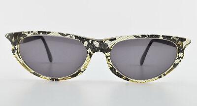 2019 Moda L 'amy Occhiali Da Sole Mod. A 51 Col. 5600 58 [] 18 140 Vintage Sunglasses Lamy Lady-