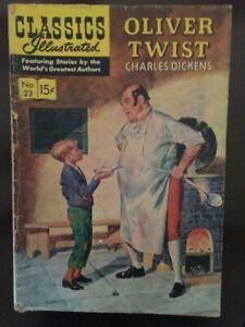 CLASSIC-ILLUSTRATED-23-OLIVER-TWIST