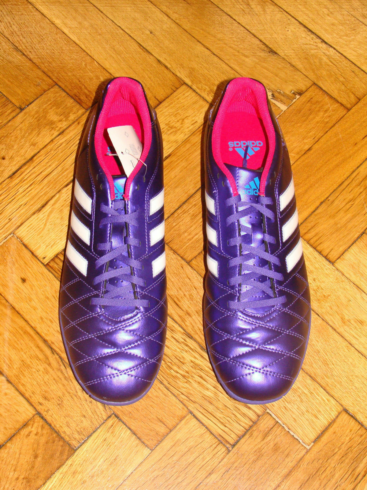 outlet store sale d9704 df41d ... Adidas Soccer Soccer Soccer Shoes 11 Questra TRX TF Football Astros New  023b92 ...