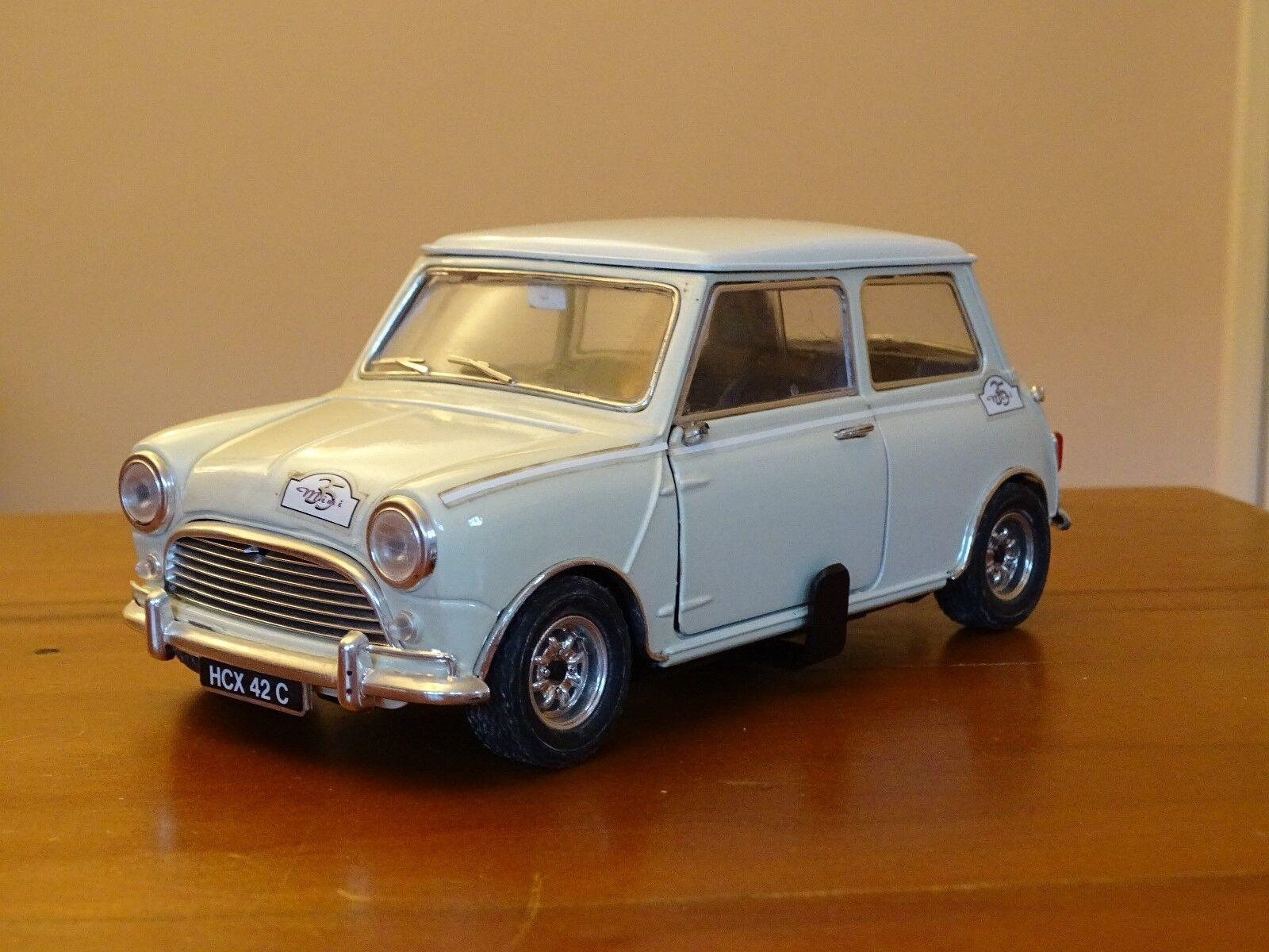1 16 Mini Classic Mini 35 Special Edition Cream Rare 1 18 Solido S