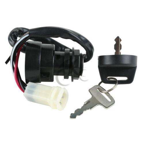 Ignition Key Switch For Yamaha MOTO 4 225 YFM225 MOTO-4 1986 1987 1988 ATV