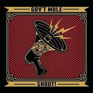 Govt Mule : Shout! CD