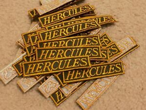 HUGE-LOT-OF-62-HERCULES-GAS-ENGINE-COMPANY-SHIRT-JACKET-PATCH