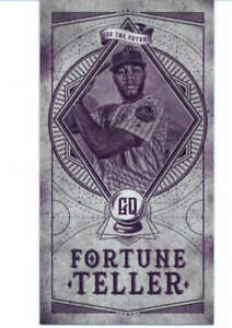 2018 Topps Gypsy Queen Fortune Teller Minis #FTM-16 Amed Rosario Mets