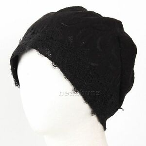 wholesale outlet autumn shoes united states Details about spring summer BEANIE lady Cap middle-aged woman fashion fall  Hats New RC1B Black