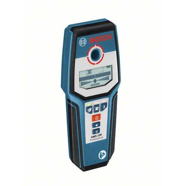 Bosch Multidetektor GMS 120 Leitungssucher -sortierer 0601081000 Multidetektor