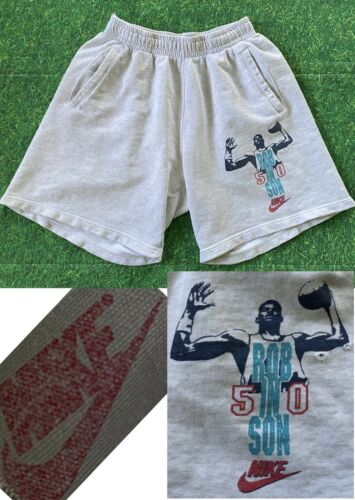 Vintage Nike Air David Robinson Sweat Shorts Fligh