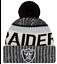 NEW-ERA-2017-18-SPORT-KNIT-NFL-Onfield-Sideline-Beanie-Winter-Pom-Knit-Cap-Hat thumbnail 47