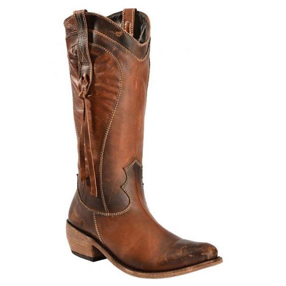 Liberty Black Ladies Toscana T-Moro Brown Boot LB-711132D