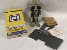 Square D 55455 Motor Starting Switch Open Type Nos Free Shipping