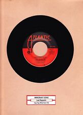LED ZEPPELIN - IMMIGRANT SONG / HEY, HEY, WHAT CAN I DO  45 RPM  ATLANTIC  1970