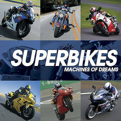 """AS NEW"" , Superbikes (Performance 150) Book"