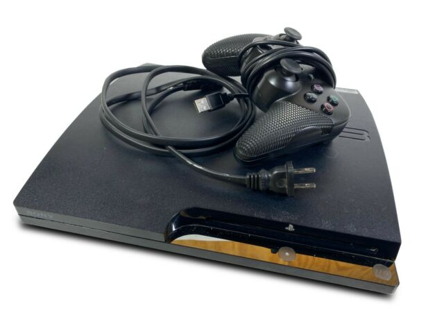 Sony PlayStation 3 - Slim 250GB Black Home Console FIRMWARE 4.85